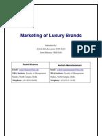 297 Luxury Branding India