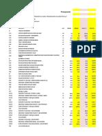 Presupuesto Cliente Comparativos