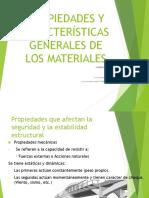 6 Propiedades y Características de Los Materiales