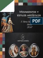 MOVIMIENTOS Y ESTILOS ARTISTICOS.pdf