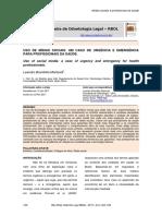 Revist Abrasileira Odontologia Legal