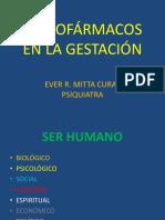 12. Uso de Psicofarmacos en La Gestación.ppt