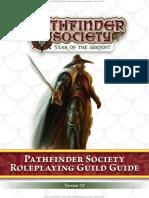 PZOPSS0000E - Pathfinder Society