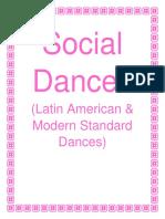 Social Dances 3