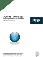 Portal User Guide v4