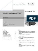 Ap2d Pump Series