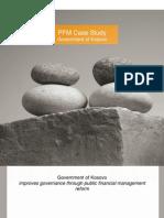 2010-07-26 Kosovo PFM Case Study