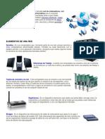 Red de Computadoras, Elementos de Una Red, Protocolo, DNS, Dirección Ip