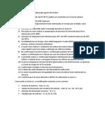 Relatório de Atualização Salmonella Spp ISO 6579