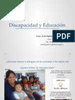 Discapacidad y Educación_tincopaPAsco