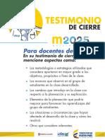 Tips Testimonio de Cierre (1)