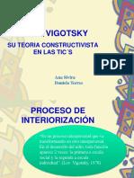 vigotsky una relacion constructivista inmensa
