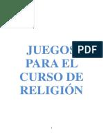 Religion 1ero Secun Impr