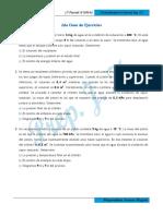 2da Clase de Ejercicios Termo Primer Parcial 06-06-1
