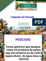 INSPEÇÃO de PESCADO Cristhiane Stecanella de Oliveira Cattani