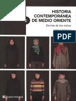 Historia Contempránea de Medio Oriente - Leyla Dakhli