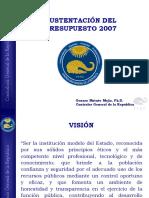 Contraloria Final 2007
