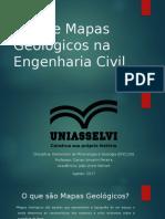 Uso de Mapas Geológicos Na Engenharia Civil