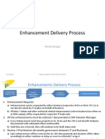Enhancement Delivery Process v1