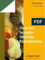 La Chancleta Noviembre 2007 Indeso-mujer Instituto de Estudios Jurídico Sociales de La Mujer
