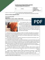 Guía Al Hogar n 8 Quinto