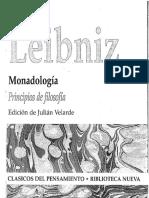 Liebniz Gottfried Wilhelm - Monadologia-proc