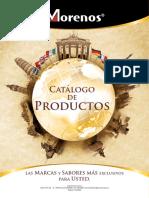 Catalogo Morenos 2014