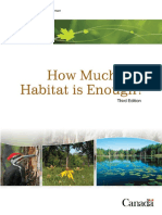 How Much Habitat is Enough E WEB 05