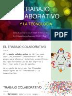 Trabajo Colaborativo - En Entornos Virtuales