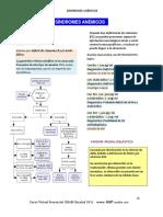 Anemia Megaloblástica y Aplásica PLUS MEDIC A