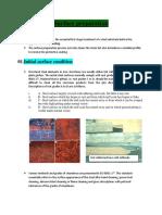 Surface Preparation for Coating(Blasting)