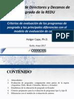 Ceaaces Presentación Redu 2017 05 09