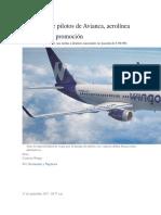 En Huelga de Pilotos de Avianca
