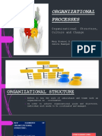 Organizational Structure and Culture Report on OBP