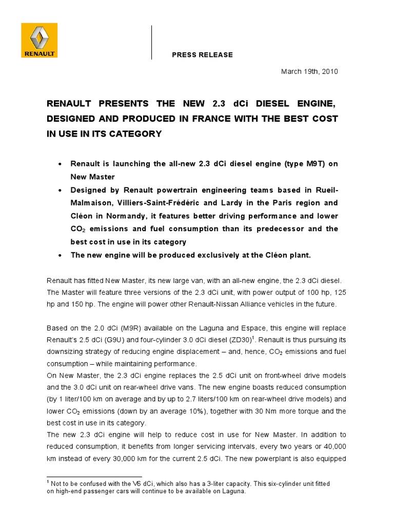 Renaultgroup 10757 Global En 1 Renault Transmission Mechanics Nissan Td27 Engine Manual Pdf