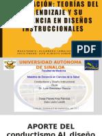Trabajo Individual- Compilación de Teorias de Aprendizaje y Su Importancia en El Diseño Instruccional