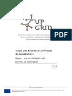 UPGRID D0103 Standards