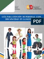 Guia Salud Personas Con Discapacidad en La Salud Rural - MODULO 2