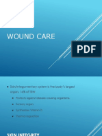 First Aid (Wound Care)