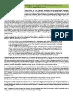 Forietrans Manufacturing Corp., Et Al. vs. Devidoff ET. CIE SA & Japan Tobaccco, Inc.