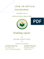 Anil Report of Haryana Roadways Anil.