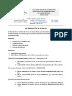 Preinforme Nitratos
