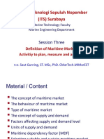 Session 3 Maritime Market Revised