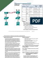 2.2.2.5 Lab - Configuring IPv4 Static and Default Routes(Imprimir)