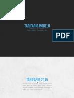Tarifario Promo 2011