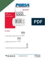 Manual de Usuarios TH5220D1003