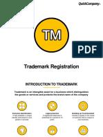 QC - Trademark Registration