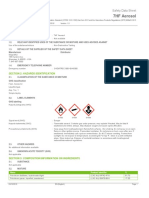 7HF Safety Data Sheet English