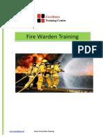 Basic Fire Warden 2