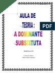 A dominante Substituta.pdf